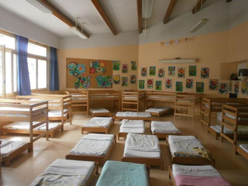 Salle de siestes pour les PS/MS